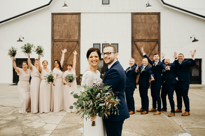 White Willow Farms Indiana Wedding Venues