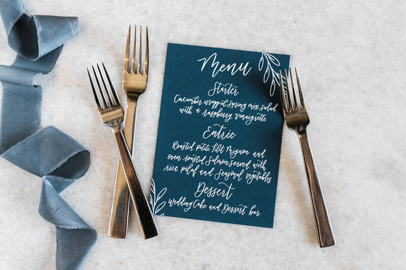 pirouettepaper.com | Wedding Stationery, Signage and Invitations | Pirouette Paper Company | Menus + Programs 52
