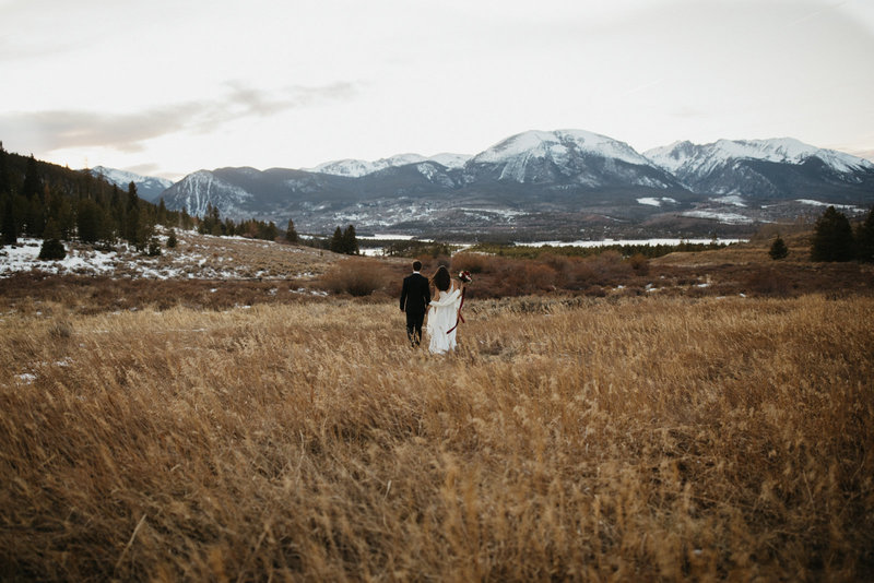 Root and Blossom Photography specializes in adventure elopement wedding photography