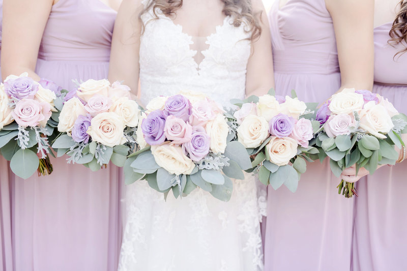 Lavender And Cream Southern Indiana Wedding_000
