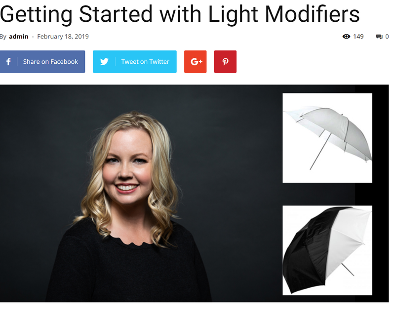 2019-04-02 15_22_20-Getting Started with Light Modifiers _ The Photographer Online