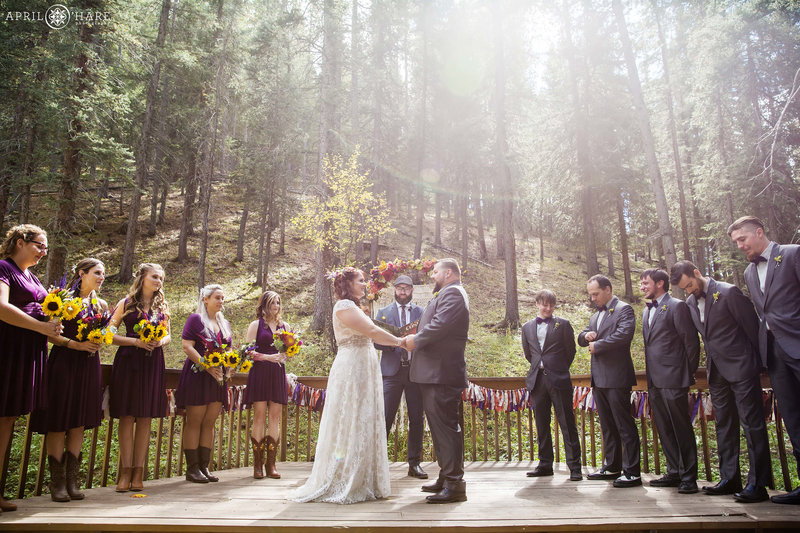 Beaver-Ranch-Outdoor-Wedding-in-the-Woods-of-Conifer-Colorado