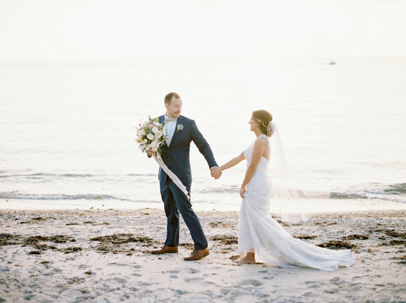 A Coastal Cape Cod Tented Wedding