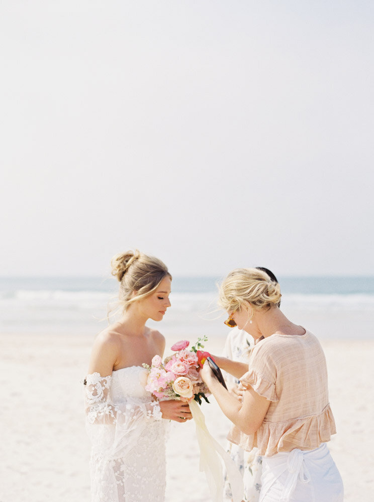 Byron Bay Wedding Photographer Sheri McMahon - Oh Flora Workshop on Fine Art Film - Romantic Spring Wedding Ideas -00037