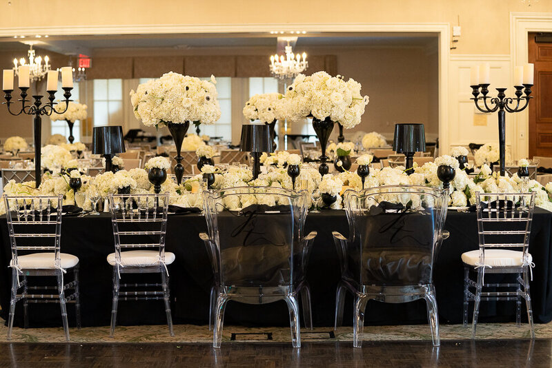 Head Table_Clarkes