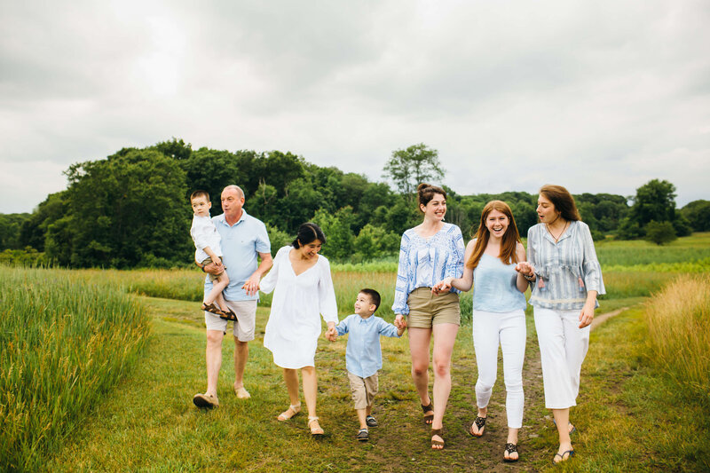 Boston  Family Lifestyle Photography large family-1