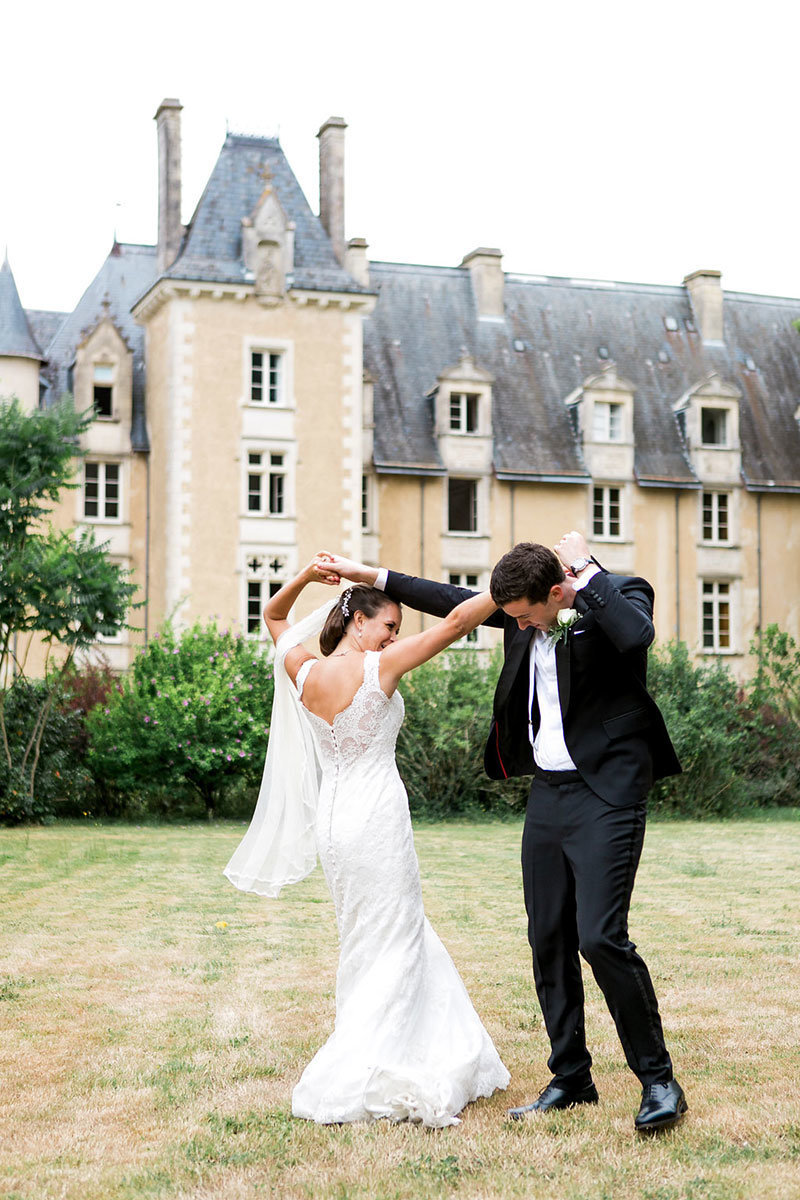 getting married in a french chateau2