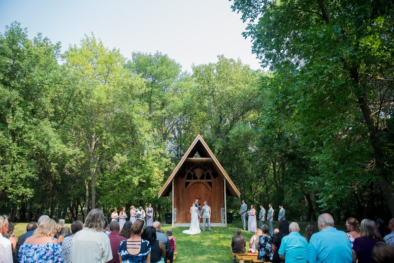 Romantic Moon Wedding Venue by Fargo Photos by Kris Kandel photographers (8)