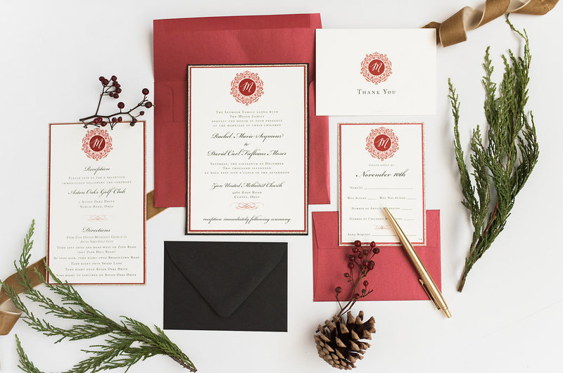 Hello Invite Design Studio - Cincinnati, Ohio Wedding Stationery Designer - Stationery Design, Stationery Designs - Photo - 23