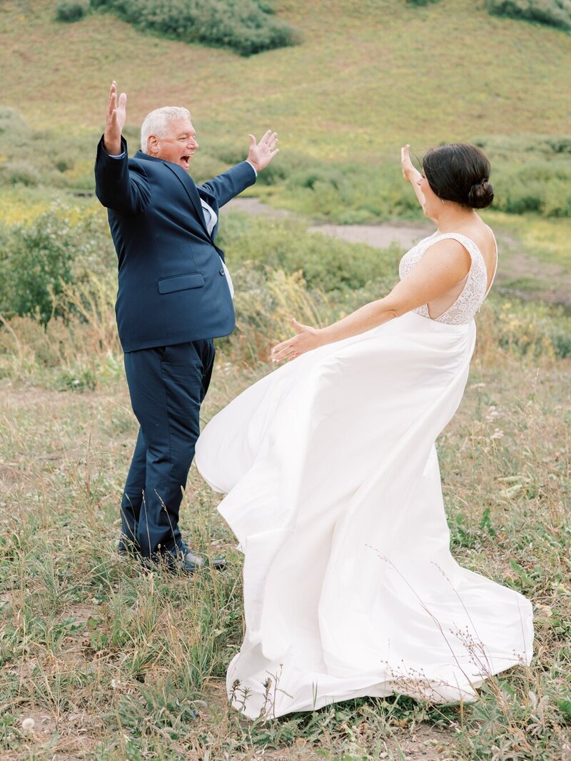 Joyful and Playful Wedding in Crested Butte_0007
