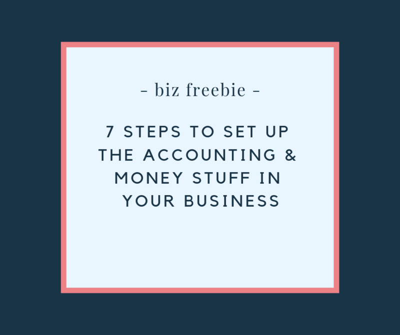 Freebie - Small Biz Accounting Quick Start Guide - FB Post (1)