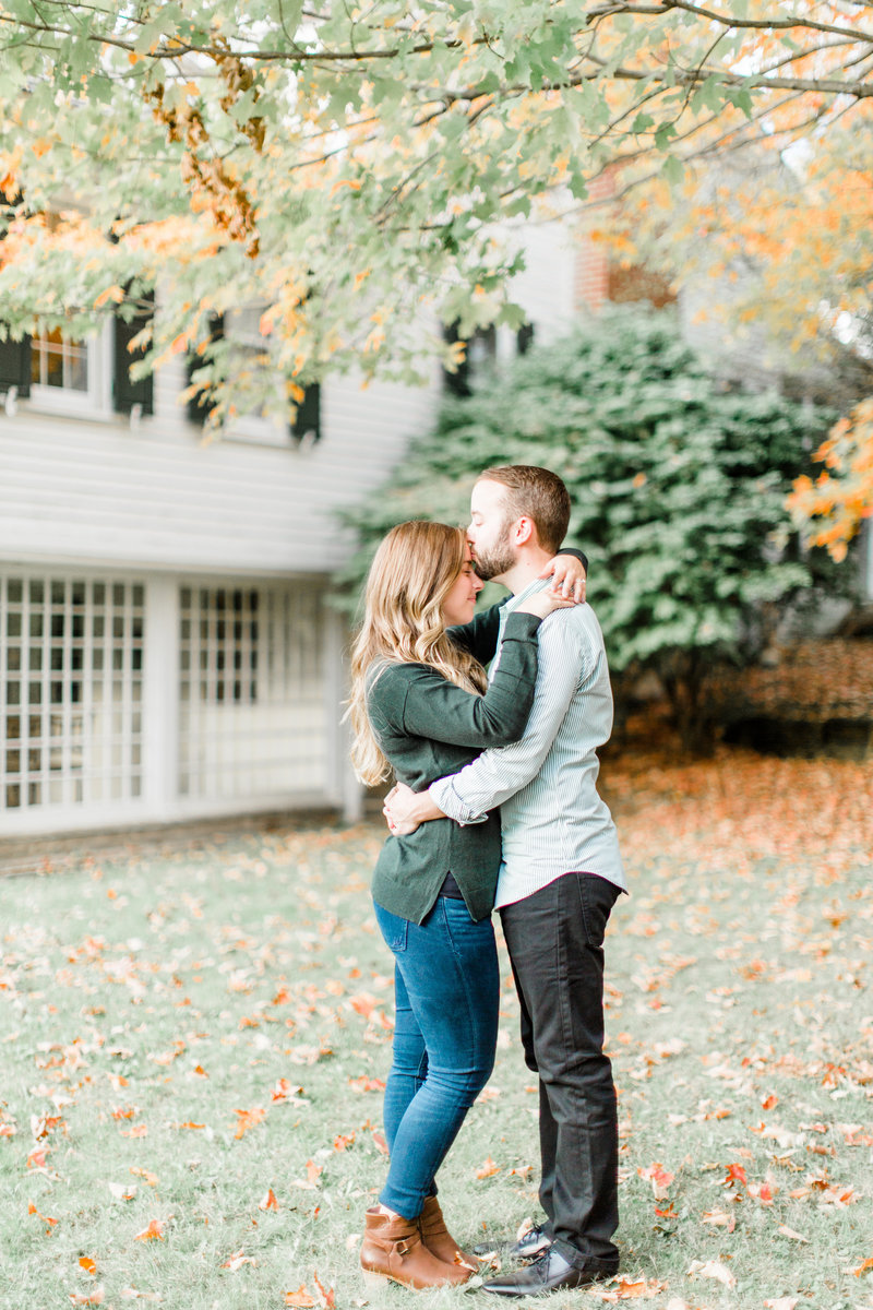 Quail Hollow Hartville Engagement Session