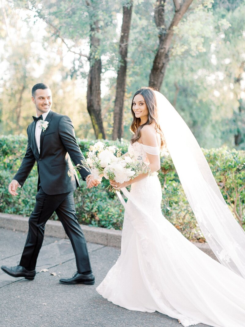 San Diego California Film Wedding Photographer - Rancho Bernardo Inn Wedding by Lauren Fair_0109