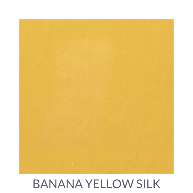 banana-yellow-silk