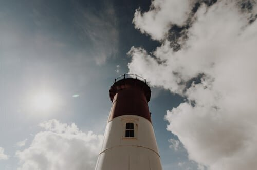 Cape lighthouse