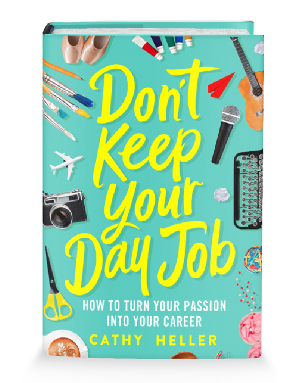 dont keep your day job book