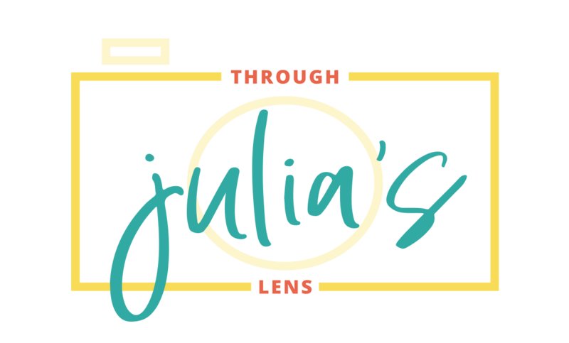 Through Julia's Lens logo