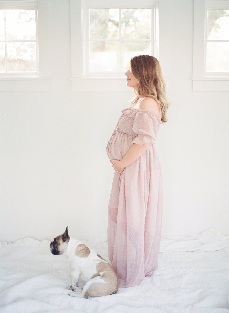 Ana & Mitchell | Maternity Film-28