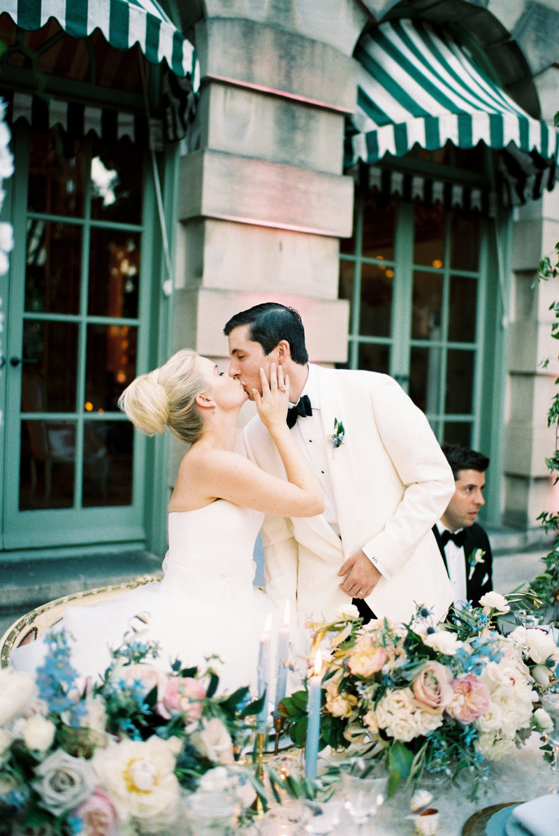 Anderson House Wedding Photographed by Abby Jiu Photography