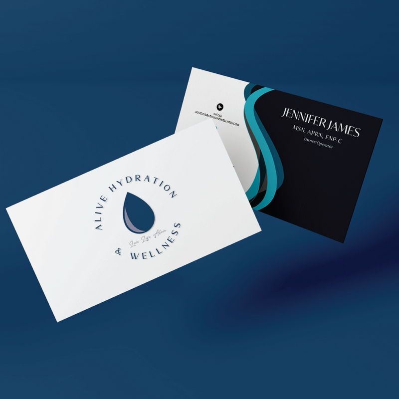 ALIVE HYDRATION WELLNESS | LAUNCH KIT 5
