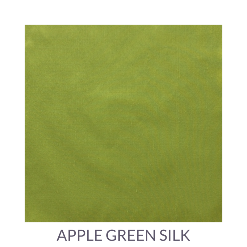 apple-green-silk
