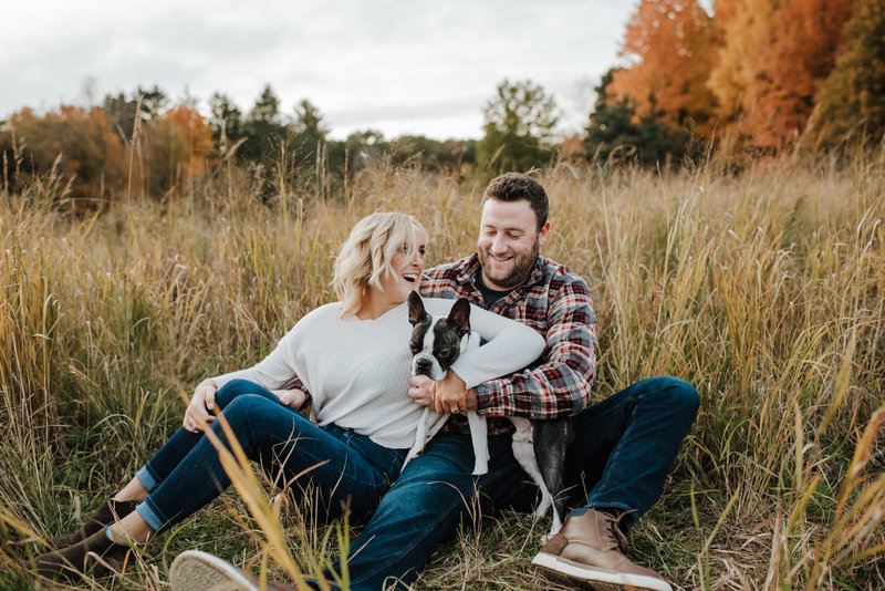 Michigan Engagement Photographer