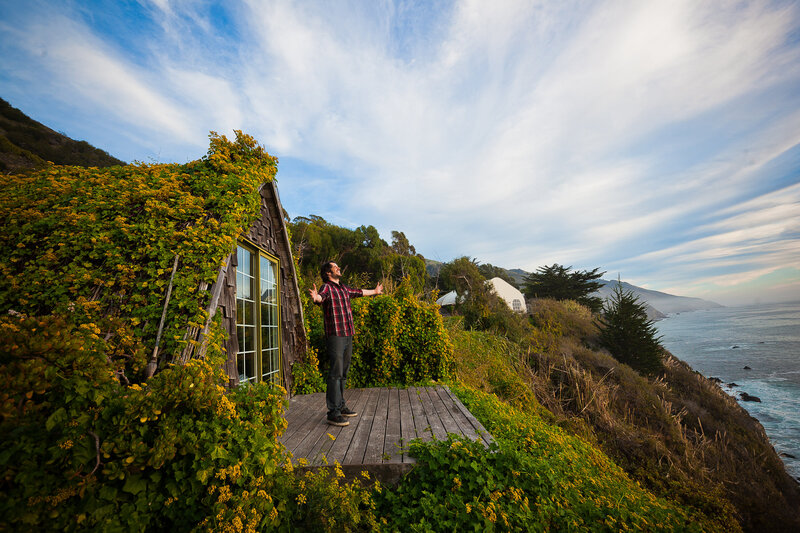 Esalen Institute Branding Photo