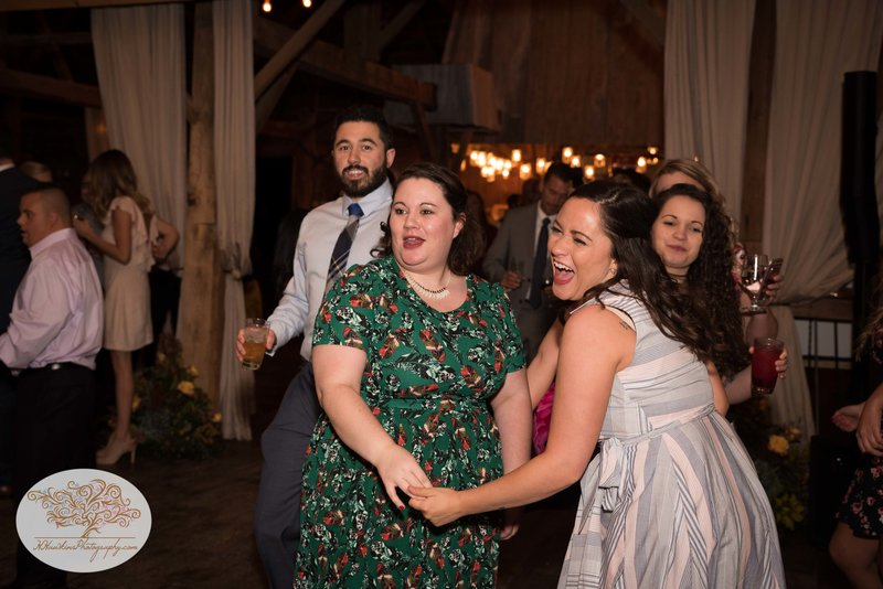 Hayloft on the Arch Fall Wedding Pictures-81