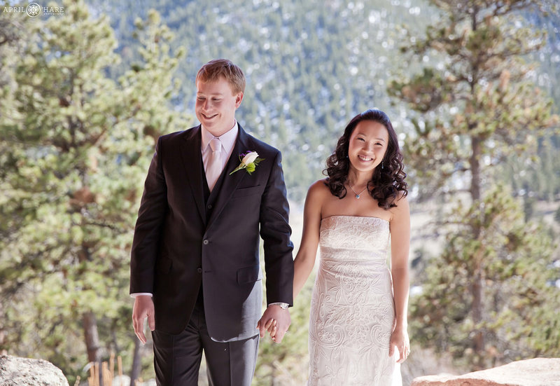 Narrow-Trail-Ranch-Back-Patio-Wedding-Ceremony-Estes-Park-Colorado