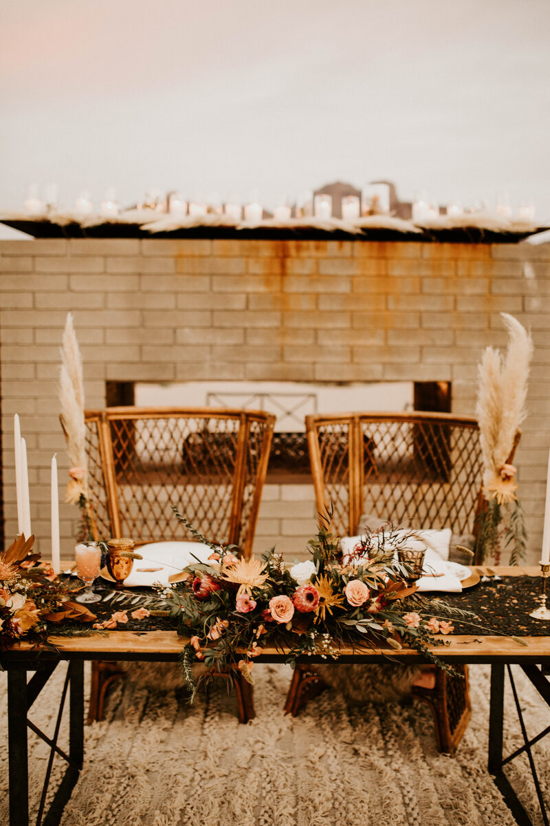 Earthen Real, Raw and Authentic Styled Wedding  Allison Slater Photography420