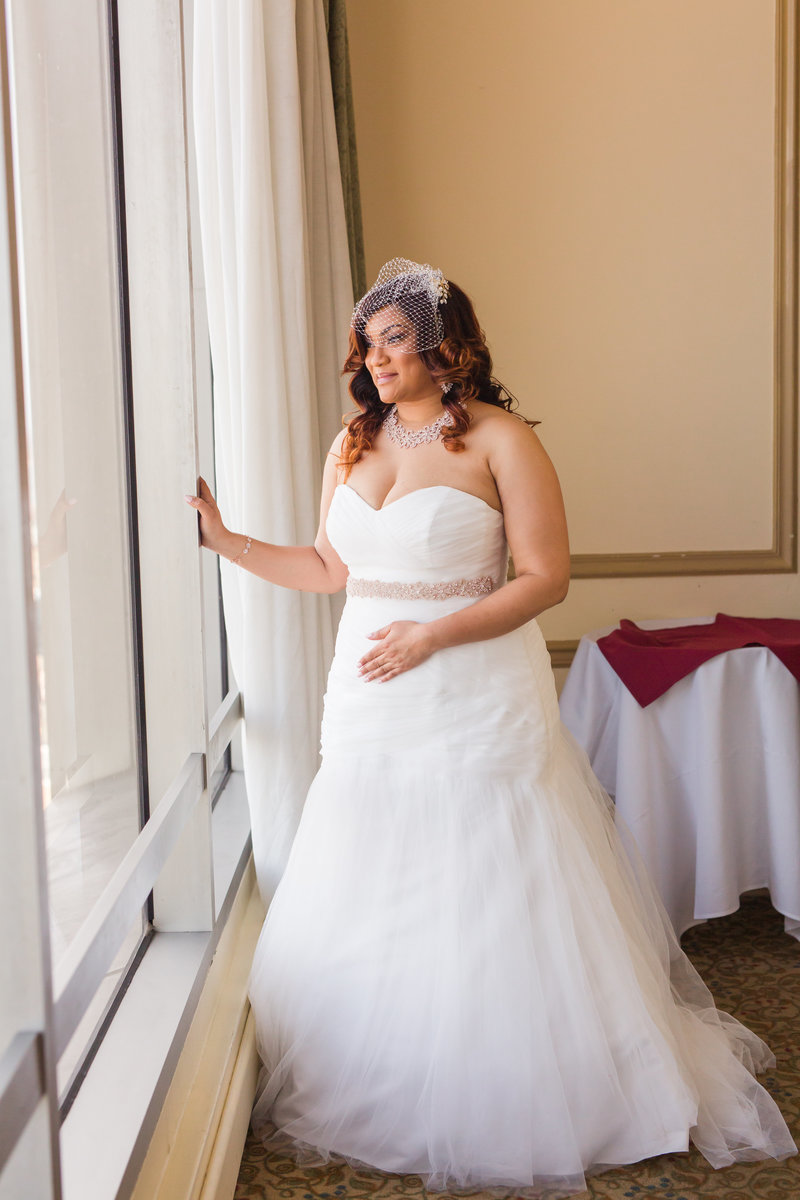 The Little Rock Club Wedding Photographer