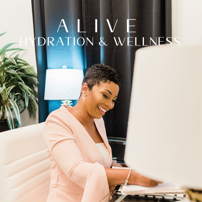 ALIVE HYDRATION WELLNESS | LAUNCH KIT 4