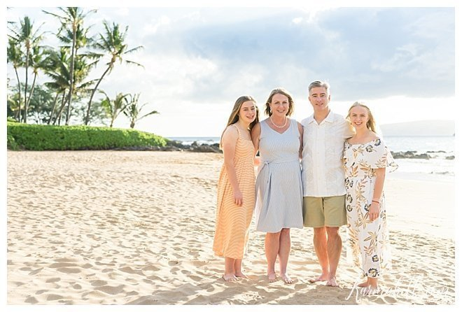 maui family portrait planning tips