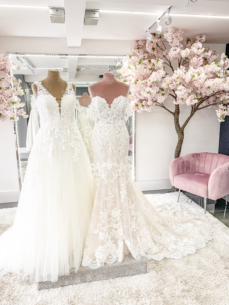 Bridal Boutique | Warwickshire | The Process of Wedding Dress Shopping