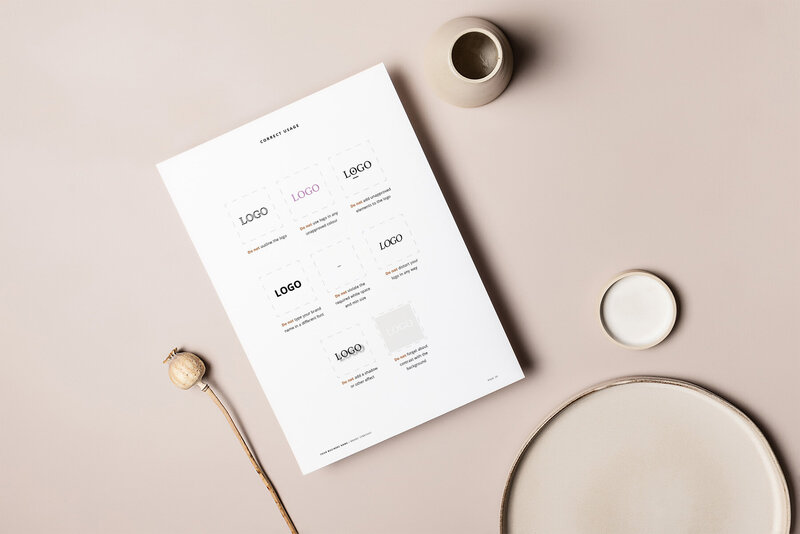 One6Creative_Brand Style Guide Mockup 4