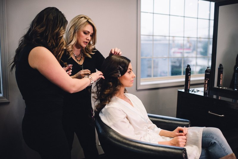 Career in hair, nails, makeup at salon in Jeanette, PA