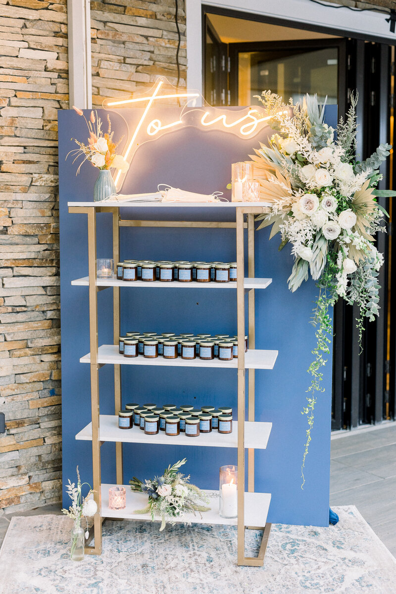 This Stone Harbor wedding was photographed by Caroline Morris Photography