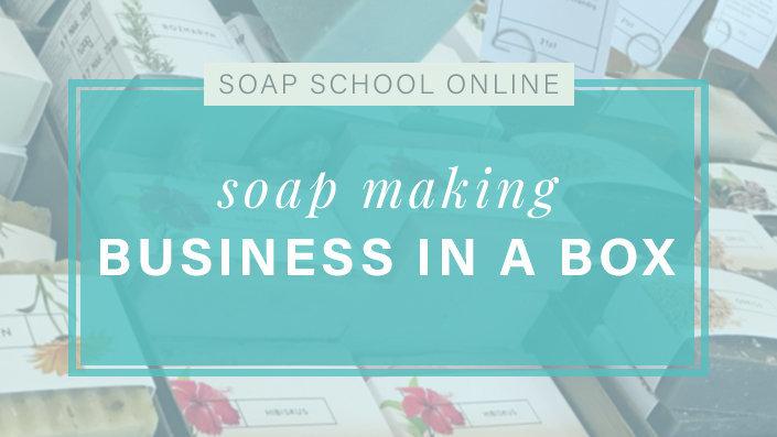 Online Soap Making Courses
