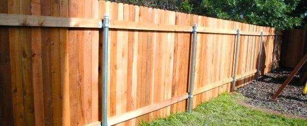 fencing install