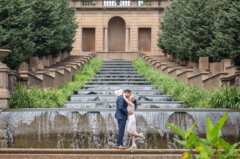 meridian hill park wedding photos