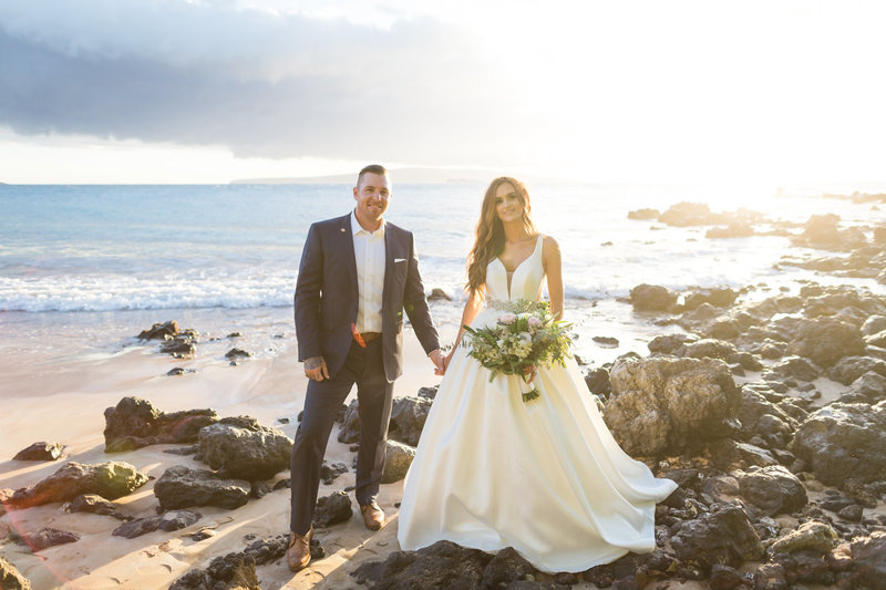 Maui beach wedding package 2