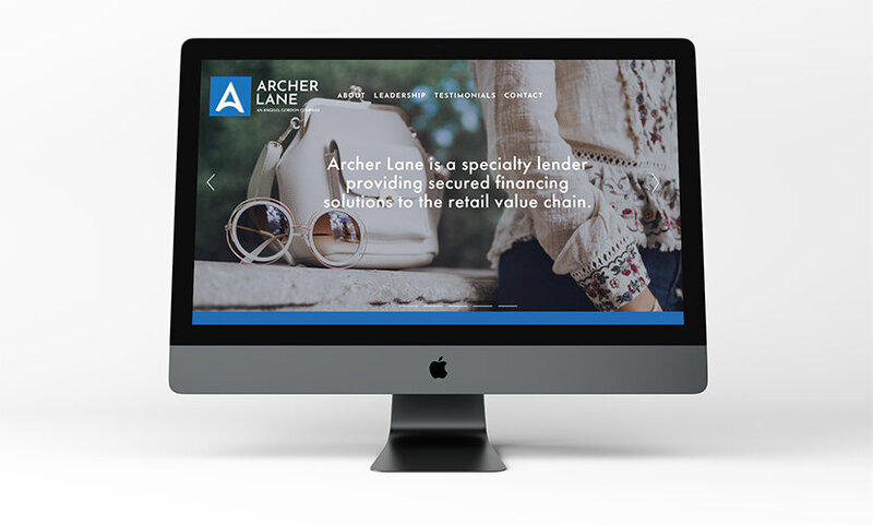 Website Design_Archer Lane