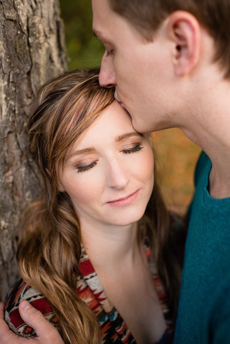 Engagement Photo Makeup
