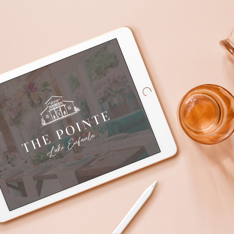 The Pointe Logo Design