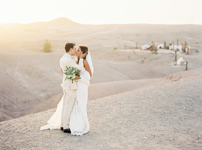 Destination Morocco Wedding Portraits