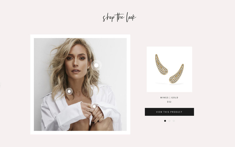 Handcrafting Heartfelt Brand & Website Designs for Female Creatives |  Showit | Showit Templates | by Viva la Violet | Uncommon James