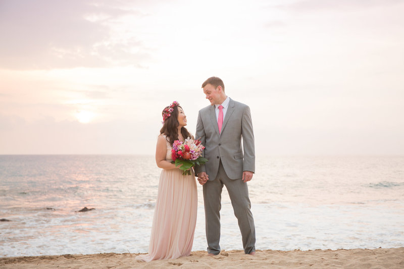 Maui beach wedding package 3