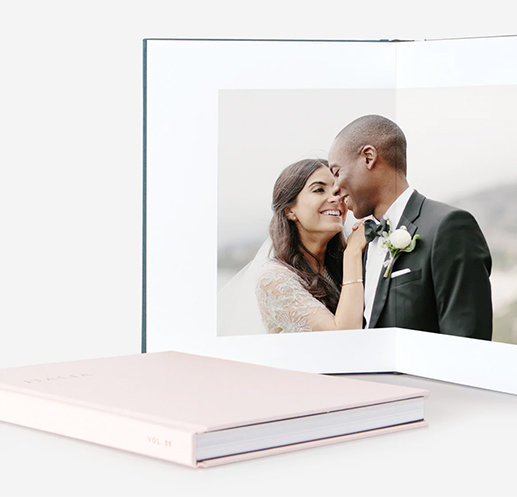legacy wedding album