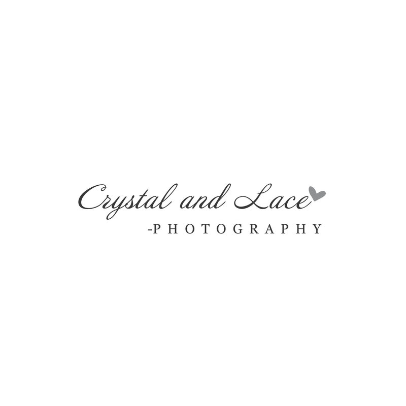 Crystal and Lace Photography Logo