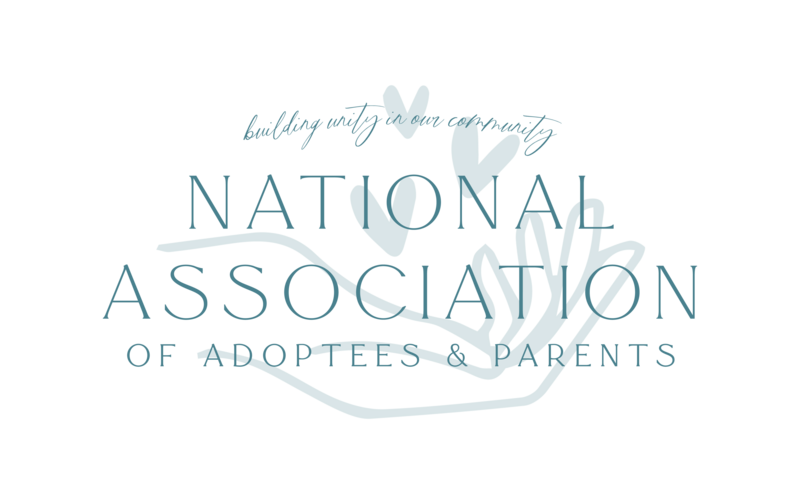 Primary logo for the National Association of Adoptees & Parents